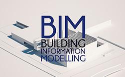 logo BIM : Building Information Modelling