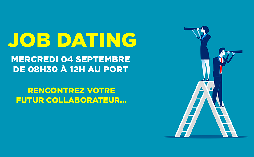 L'école EXPERNET Organise son JOB DATING